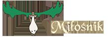 Gospodarstwo Agroturystyczne Miłośnik logo